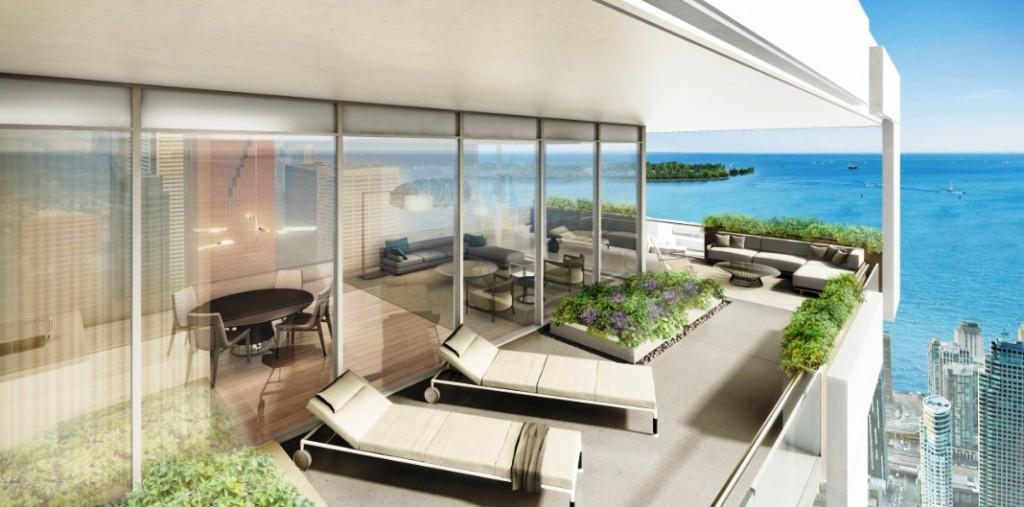 Yonge + Rich Terrace